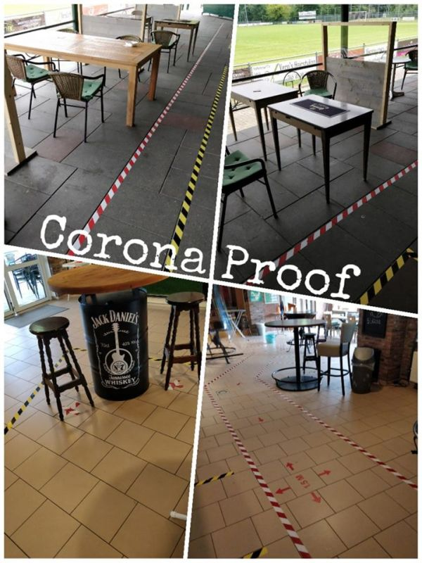 kantine corna proof