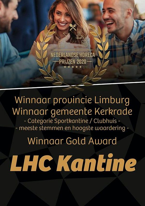 winnaar gold award